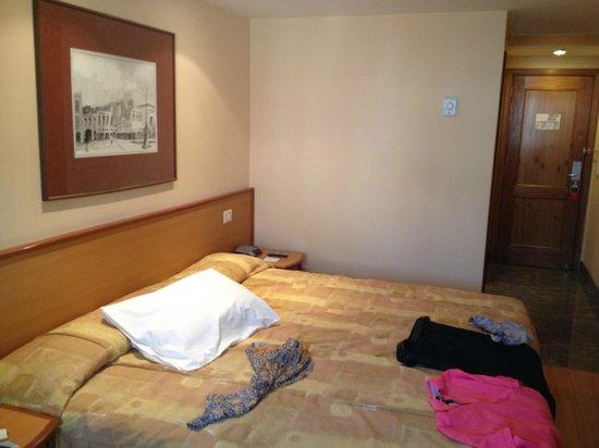 Windsor Florida Hotel : apartamento, visto da janela