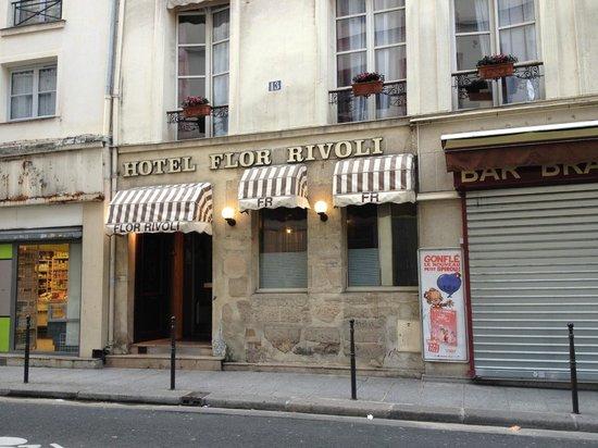 Hotel Flor Rivoli: Entrada del Hotel