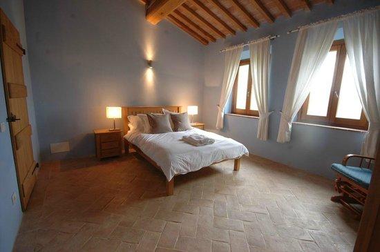 La Casina: The Blue Room