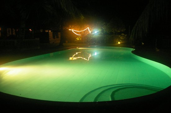 Asian Jewel Boutique Hotel : Pool