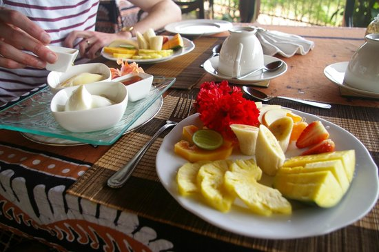 Asian Jewel Boutique Hotel : Breakfast