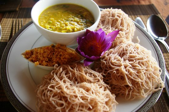 Asian Jewel Boutique Hotel: Traditional breakfast