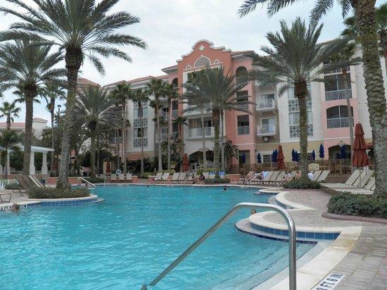 Marriott's Grande Vista: Main Pool