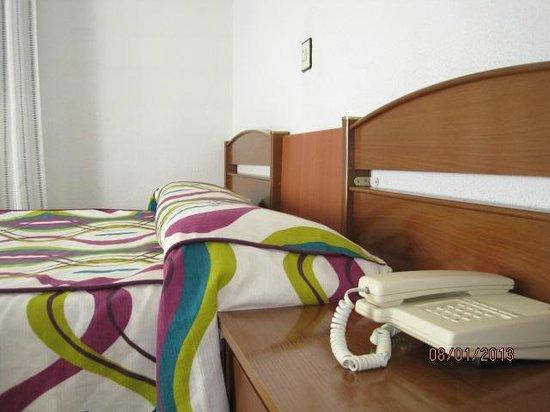 Hostal Cuzco: Habitacion