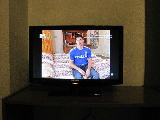 Hostal Cuzco: TV