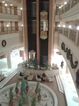 Hotel Palace Hammamet Marhaba: Hall e ascensori