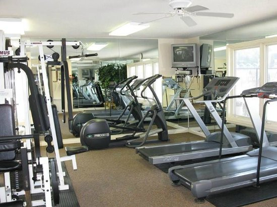 Dillard, GA: Exercise room
