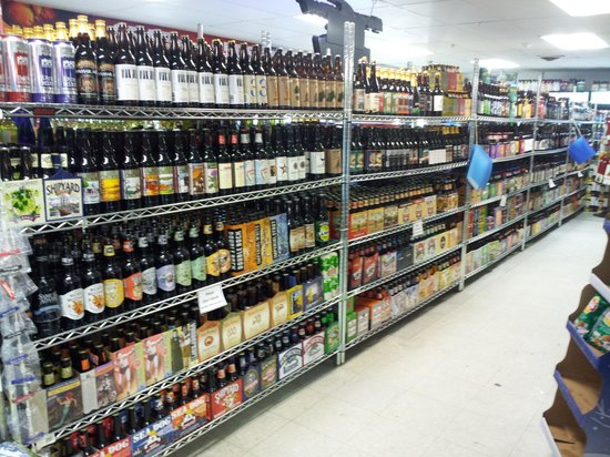 InnSeason Resorts Pollard Brook: The Local Beer Selection