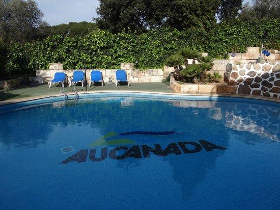 Aparthotel Ona Aucanada: Pool