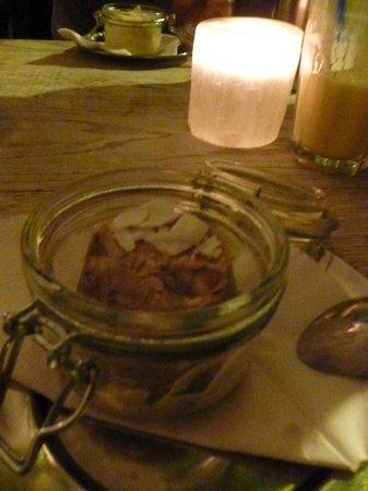 Thali Cafe Clifton : Choc-Praline Cluster Kulfi