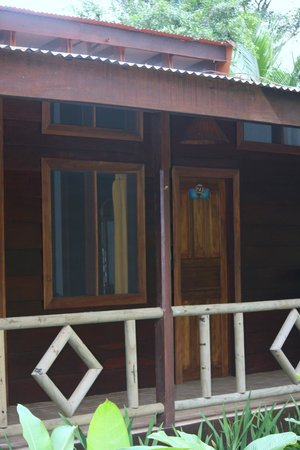 Pachira Lodge: Our room