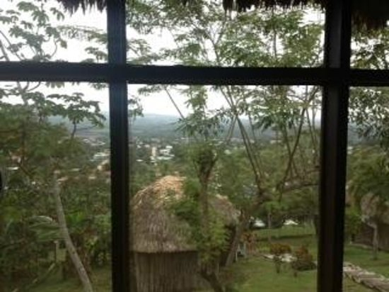 Cahal Pech Village Resort: View from the Cabana