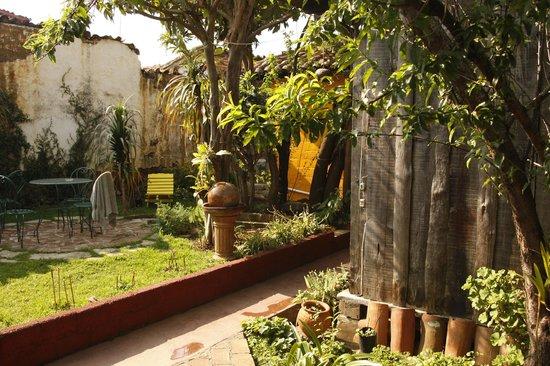 Ganesha Posada: Garden Bliss