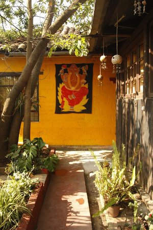 Ganesha Posada: Peaceful Energy