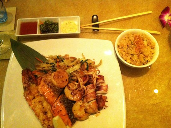 Taihei: Main dish : it was good!