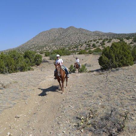 Broken Saddle Riding Company: Beautiful sites all around us