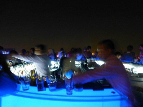 โรงแรมเลอบัว สเตททาว์เวอร์: Sky Bar