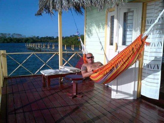 """Punta Caracol Acqua Lodge: """"que buena vida la que vivo"""""""