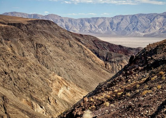 Death Valley National Park, CA: Near Father Crowleys Point