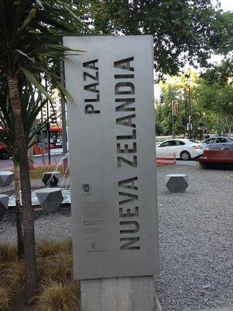 Plaza El Bosque San Sebastian: plaza commerciale tout près