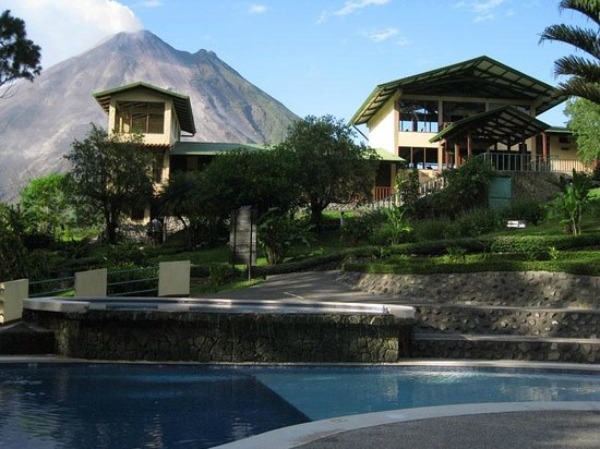 Arenal Observatory Lodge & Spa: Smithsonian Rooms at Arenal Observatory Lodge