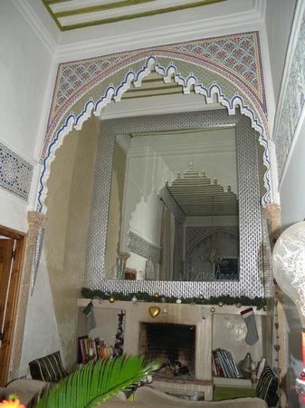 Riad Dar Mayssane : Un salon où ilm fait bon vivre et se reposer