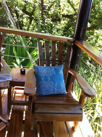 Casa MarBella: Balcony
