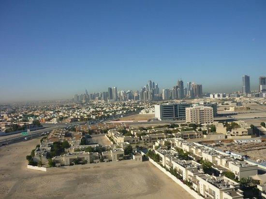 Ramada Chelsea Al Barsha: View from Roof