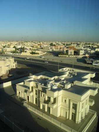 Ramada Chelsea Al Barsha: View from room