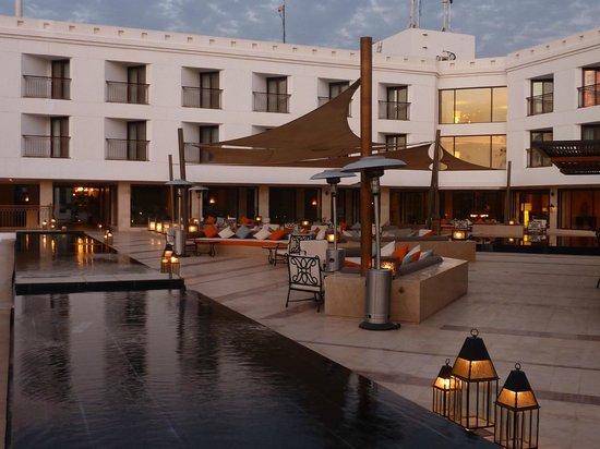 Hilton Luxor Resort & Spa: Bar area