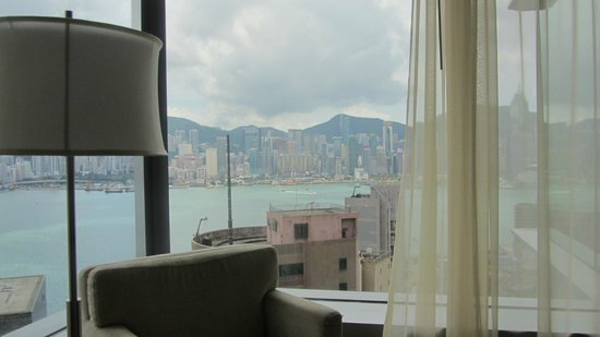 Hotel Panorama by Rhombus: View from hotel room