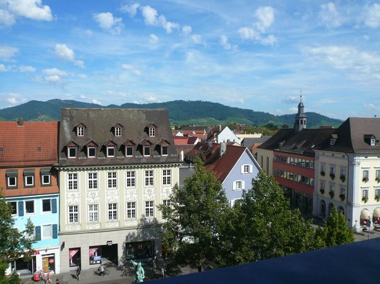 Schoellmanns Bar&Kueche: View from the terrace
