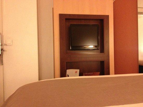 Ibis Toulouse Centre : TV
