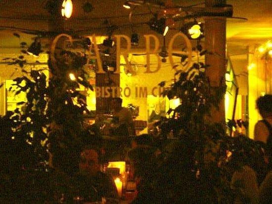 Garbo – Café und Kneipe im Cinema