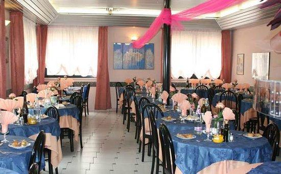 Hotel Eden: La nostra sala ristorante