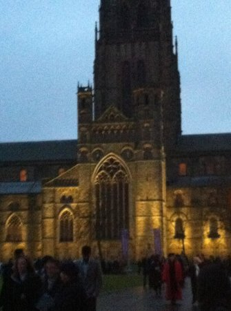 Palace Green: Durham Cathedral