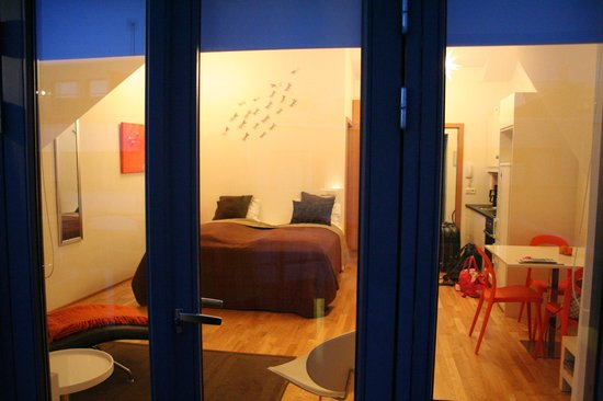 Reykjavik4you Apartments Hotel : Our room