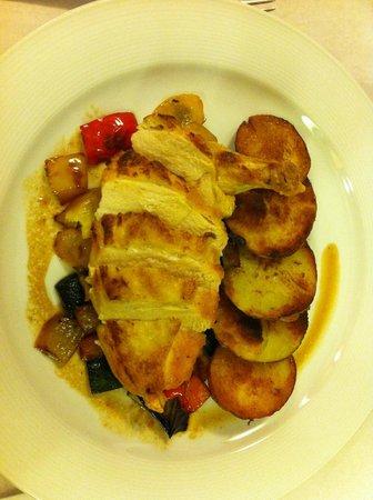 Penzion UNO :                   Delicious Dinner