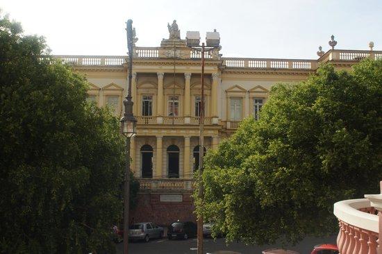 Palacio da Justica front entrance