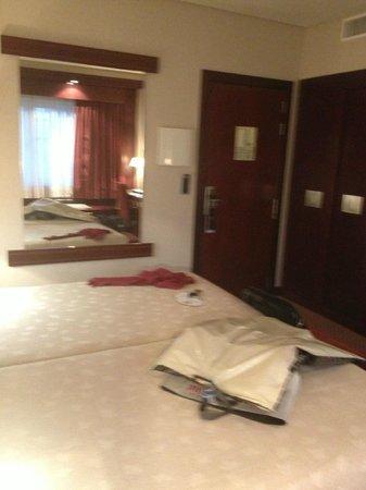 Andalucia Center Hotel: entrada a la habitacion