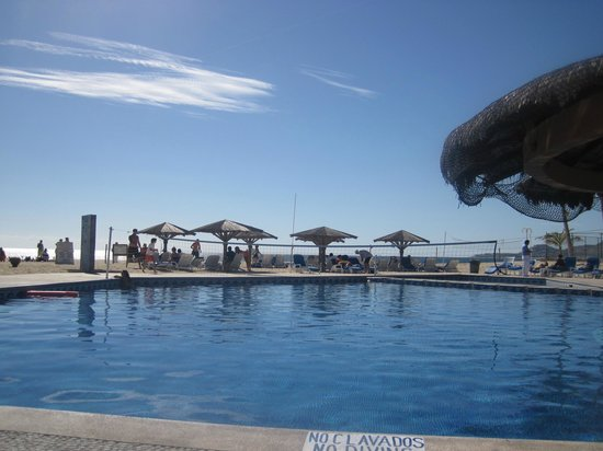 Posada Real Los Cabos : Pool View