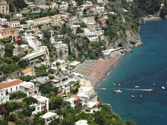 Cost Of Car Service From Naples To Positano