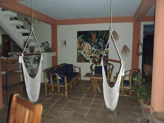 Bahona tropical: saloon of dinning