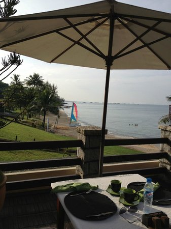 Chen Sea Resort & Spa Phu Quoc: view from restaurant