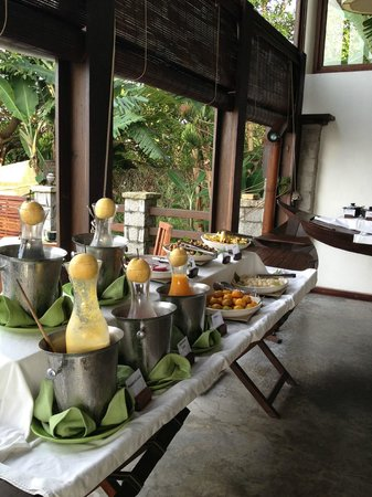 Chen Sea Resort & Spa Phu Quoc: breakfast buffet