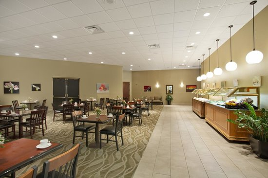 Best Western Plus Madison-Huntsville Hotel : Port of Madison Breakfast