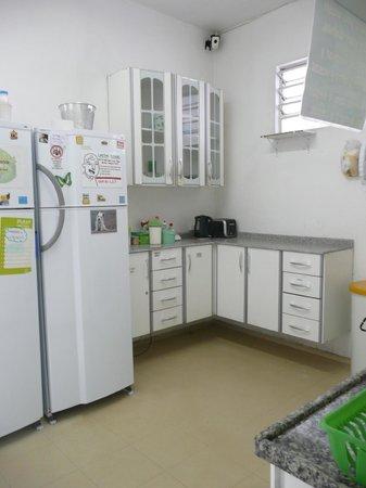 LimeTime Hostels: Cocina