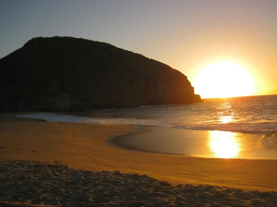 Hotel California: Playa Punta Lobos