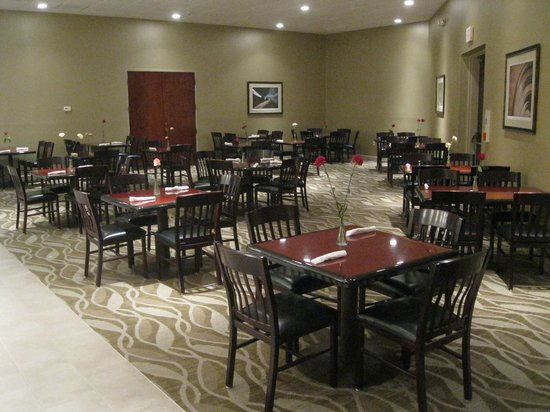 BEST WESTERN PLUS Madison-Huntsville Hotel: Port of Madison Cafe