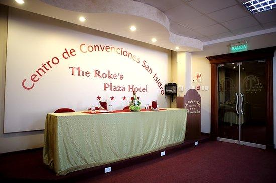 The Rocke's Plaza Hotel: The Roke's Plaza Hotel